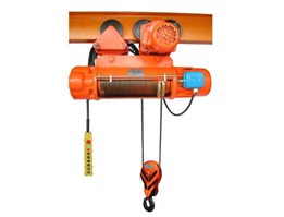 Jual Electric Wire Rope Hoists 5 Ton