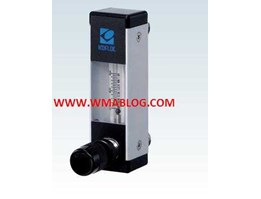 Jual Kofloc Purge Flow Meter With Needle Valve RK1650