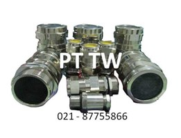Jual Distributor Cable Gland Explosion Proof Indonesia