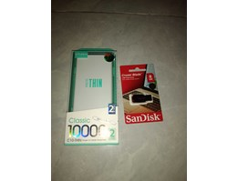 Powerbank Vivan 10000 mah c10