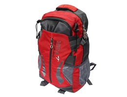 Tas Hiking Outdoor Backpack Snta 5066 Red 40L + Raincover