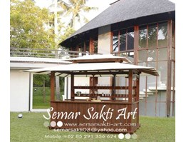 Jual Gazebo Bar ( GZB2)