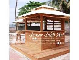 Jual Gazebo Bar (GZB1)