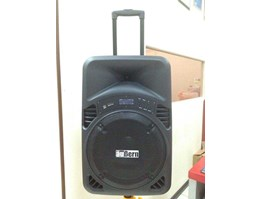 Speaker Active - Portable Audio System Aubern BE 12 CR