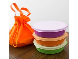 Jual Rainbow Lunch Set