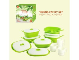 Jual New Vienna Family Set