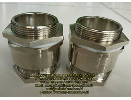 Jual Cable Gland Non Armoured Explosion Proof Stainless Steel
