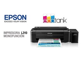 Jual Printer Epson L310 + Tinta Art Paper