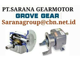 Grove Gear Reducer Worm Gear