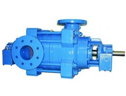 Jual Lowara Vogel Series MPE Horizontal Multistage Pumps