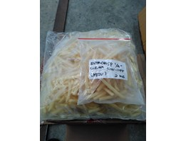 Jual French Fries Lutosa Shoestring Extra Crispy 1/4