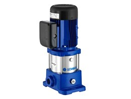 Jual Lowara VM Close Coupled Vertical Multistage Pump