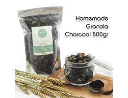 Homemade Granola Charcoal