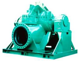 Jual Torishima CDM - Horizontal Axially Split Double-Suction Pump