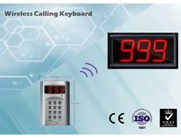 Food Court Paging System - Wireless Calling System