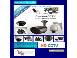 Jual Paket 4 Camera High Resolution Standard Quality Aksess Via HP