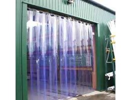 Jual Tirai Plastik PVC Strip Curtain