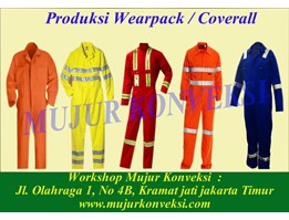 Jual Wearpack Coverall