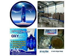 Air Minum Pure Water Oxyblue 500ML