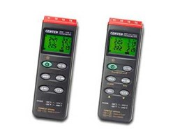 Center Digital Thermometer