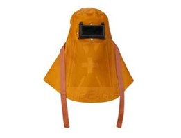 Jual NP901 ARC-Welding Leather Hood