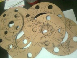 Jual Gasket Packing Ring dan Flenge