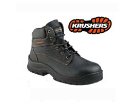 Jual Jual Safety Shoes Krushers Dallas