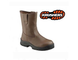 Jual Jual Safety Shoes Krushers Texas