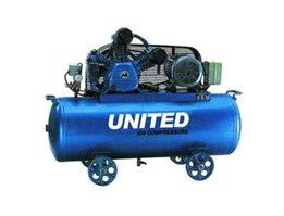 Jual United - Two-Stage, High Pressure, Belt Driven