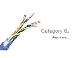 Jual Draka Cable 61075 UC 400 Cat 6 F/UTP 23 AWG LSZH