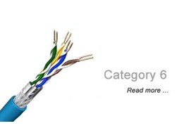 Draka Cable 62488 UC 400 Cat 6 U/UTP Bronze 24 AWG PVC