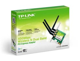 Jual Jual TP-Link WDN4800 450Mbps Wireless N Dual Band PCI Express Adapter