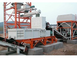 Jual CTB Plant (CEMENT TREATED BASED ) - Soil Mixing Plant