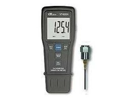 Lutron VT-8204 Vibration/Tachometer, 3 In 1