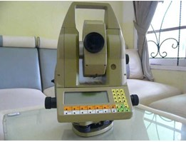 Jual Total Station Leica TCM 1800 Second