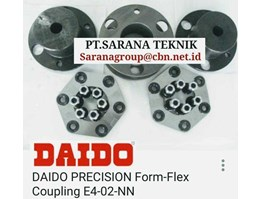 Jual PT Sarana Coupling Form - Flex Daido Coupling Disc