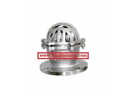 Jual Foot Valve Flange End