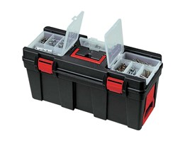 TTW650 Tool Box With Tote Tray & Wheels