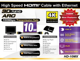 PX HDMI Kabel HD-10 MX