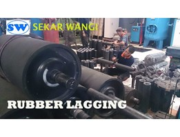 Rubber Lagging Roll