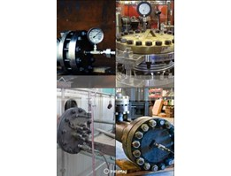 Jual Pompa Hydrotest Pressure 500 Bar - Piston Pumps For Leakage Test
