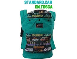 Jual Gendongan Depan Soft Structure Baby Carrier Andrea Standard