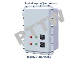 Distributor Explosion Proof Junction Box Stainless Steel Indonesia