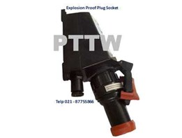 Plug Socket Receptacle Explosion Proof Distributor Indonesia