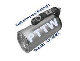 Distributor BW6610A senter Explosion Proof Tormin Indonesia