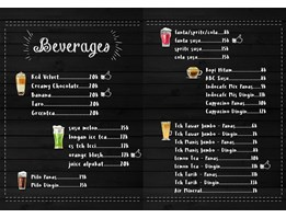 Jual Beverages Variations