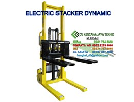 Jual Electric Stacker Dynamic