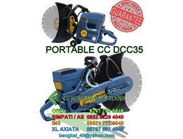 Jual Portable Concrate Cutter DCC35