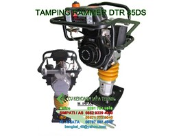 Tamping Rammer DTR 85 DS