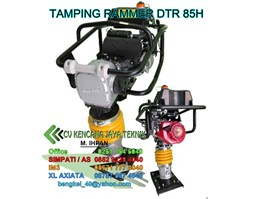 Tamping Rammer DTR 85H